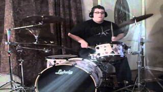 Troop 41- Do the John Wall (Drum Cover)