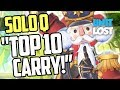 Overwatch - TOP 10 CARRY! Sty, Is that You?! [SOLO Q]