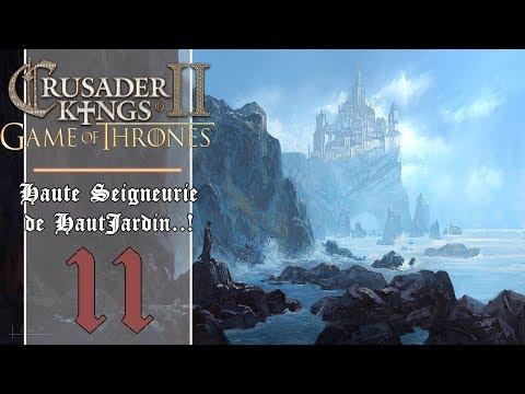 [LPFR | #11] CK2: Holy Fury - A Game Of Thrones | Haute Seigneurie de  HautJardin  ! - Видео