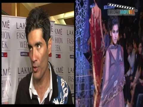Rani Mukherjee, Priyanka Chopra & Preity Zinta Cheer For Manish Malhotra At LFW! - YouTube