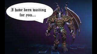 Dreadlord Mal'Ganis Dialogues