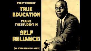 DR JOHN HENRIK CLARKE HAPPY BIRTHDAY AMERICA'S BEST HISTORIAN
