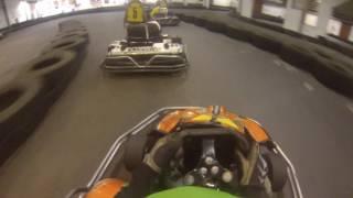 [POV] Gokart Driving Battle!