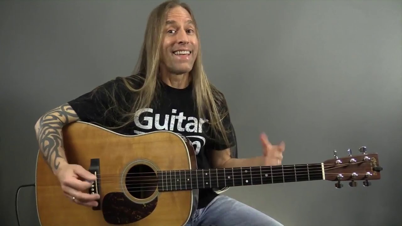 steve stine guitar lesson how to play 4 songs with 3 chords youtube. Black Bedroom Furniture Sets. Home Design Ideas