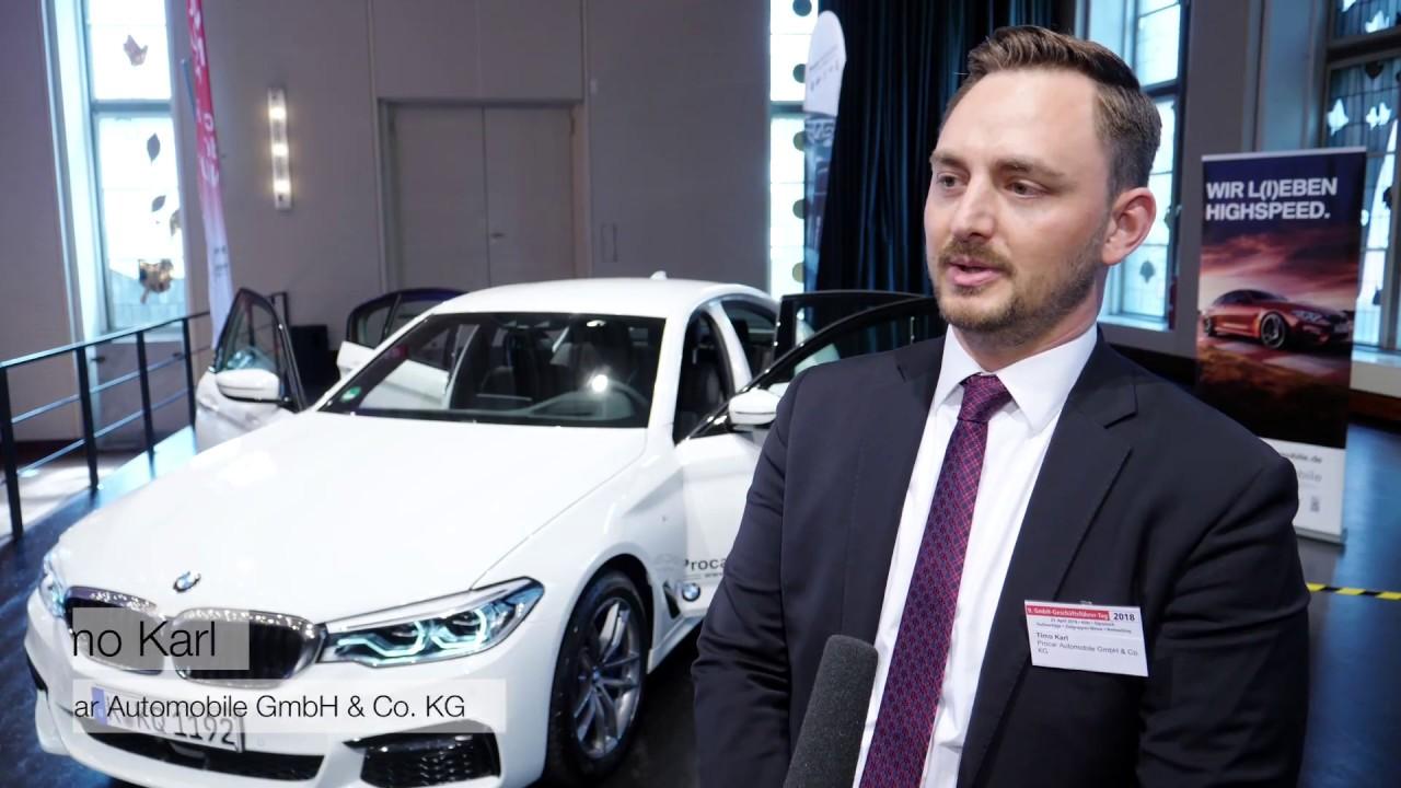 GmbH-Geschäftsführer-Tag 2018 in Köln