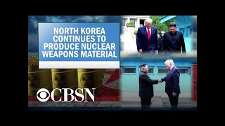 Trump confronts nuclear threats from Iran and North Korea