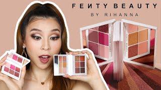 New Fenty Beauty Snap Shadows! | TINA TRIES IT