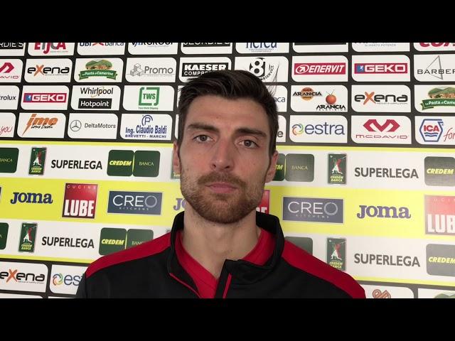 Simone Anzani presenta la sfida con Padova