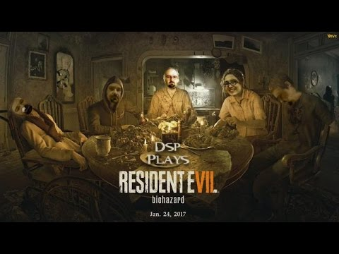 Resident Evil 7: Biohazard playthrough pt1 - A Missing Wife, a Mysterious Message...