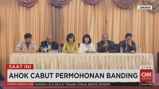 Video FULL Breaking News! Ahok Batal Banding download MP3, 3GP, MP4, WEBM, AVI, FLV Juni 2017