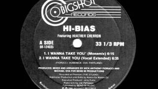 HI-BIAS - I Wanna Take You