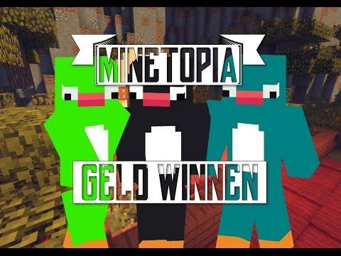 GELD WINNEN!? | Minetopia #66 | EDT