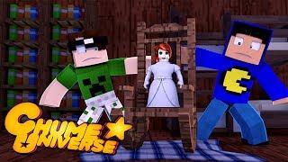 Minecraft: A BONECA ASSOMBRADA! 'ANNABELLE' (Chume Universe #8)