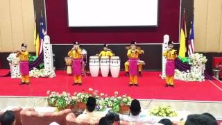 S2NG (Bahagian Samarahan) Naib Johan Nasyid (Sekolah Rendah) MTQ KPM Peringkat Negeri Sarawak 2017