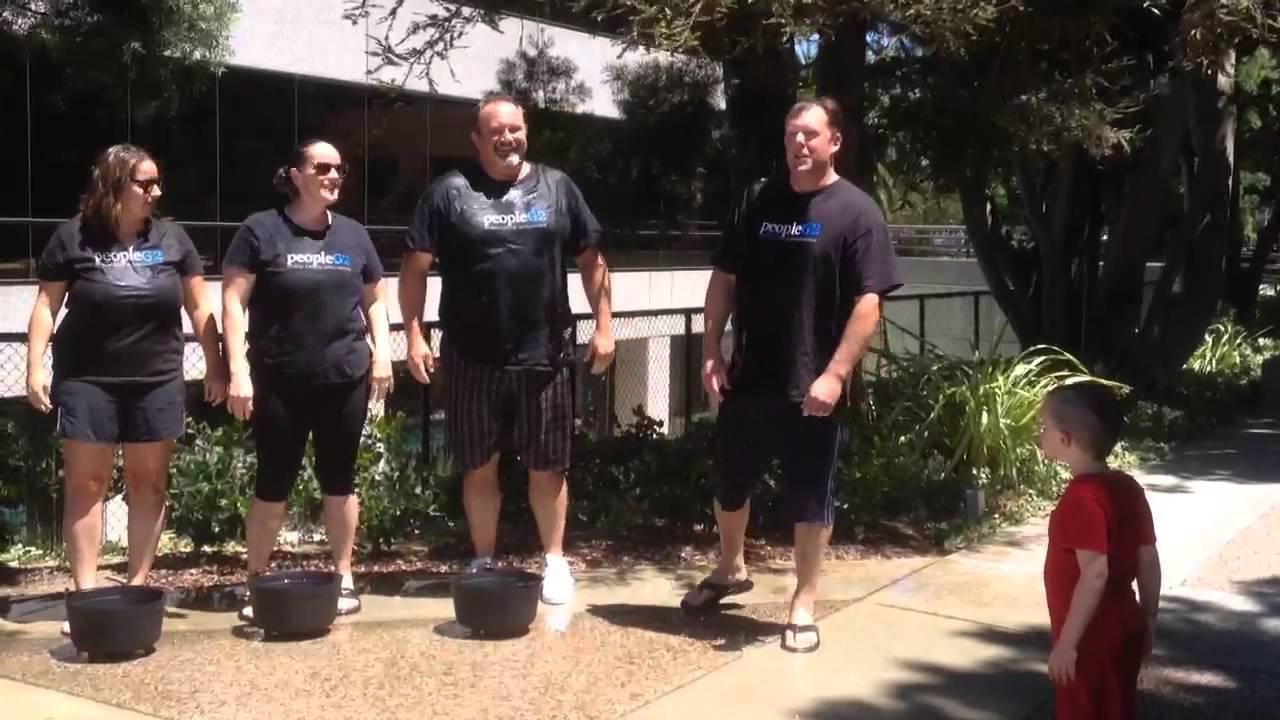 ALS Ice Bucket Challenge @peopleg2
