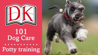 101 Dog Care: How To Potty Train A Puppy
