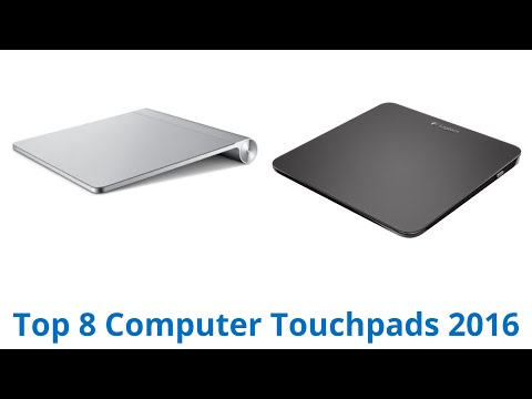8 Best Computer Touchpads 2016