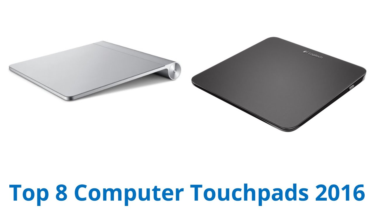 8 Best Computer Touchpads 2016 - YouTube