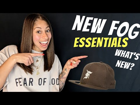 NEW Fear of GOD Essentials Drop Tomorrow! Brand NEW Item plus HATS Later this Month!