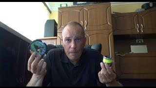 видео Плетёный шнур против монофильной лески