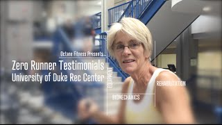 Duke University Rec Center uses the Zero Runner