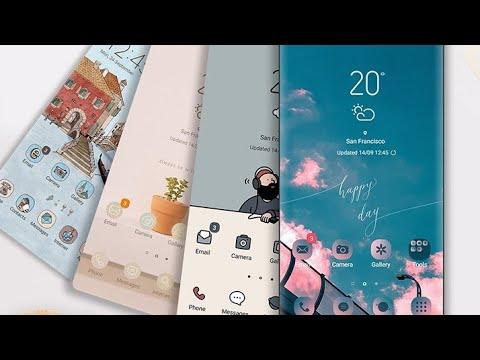 Temas Samsung gratis