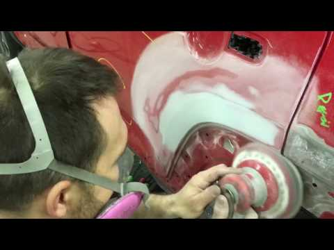 's Boring Dentless Paint Removal