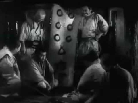 Trailer do filme Os Sete Samurais
