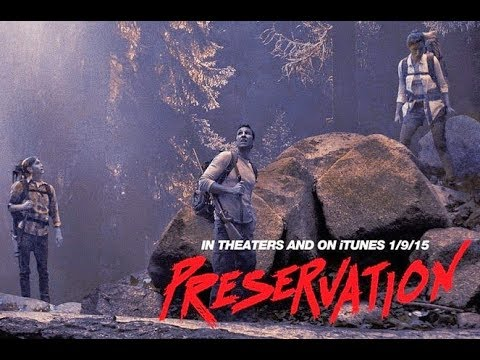 Заповедник/ Preservation Ужасы,триллер 2014