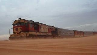 Oriental Desert Express / Oujda-Bouarfa / Mit dem zug Marokko