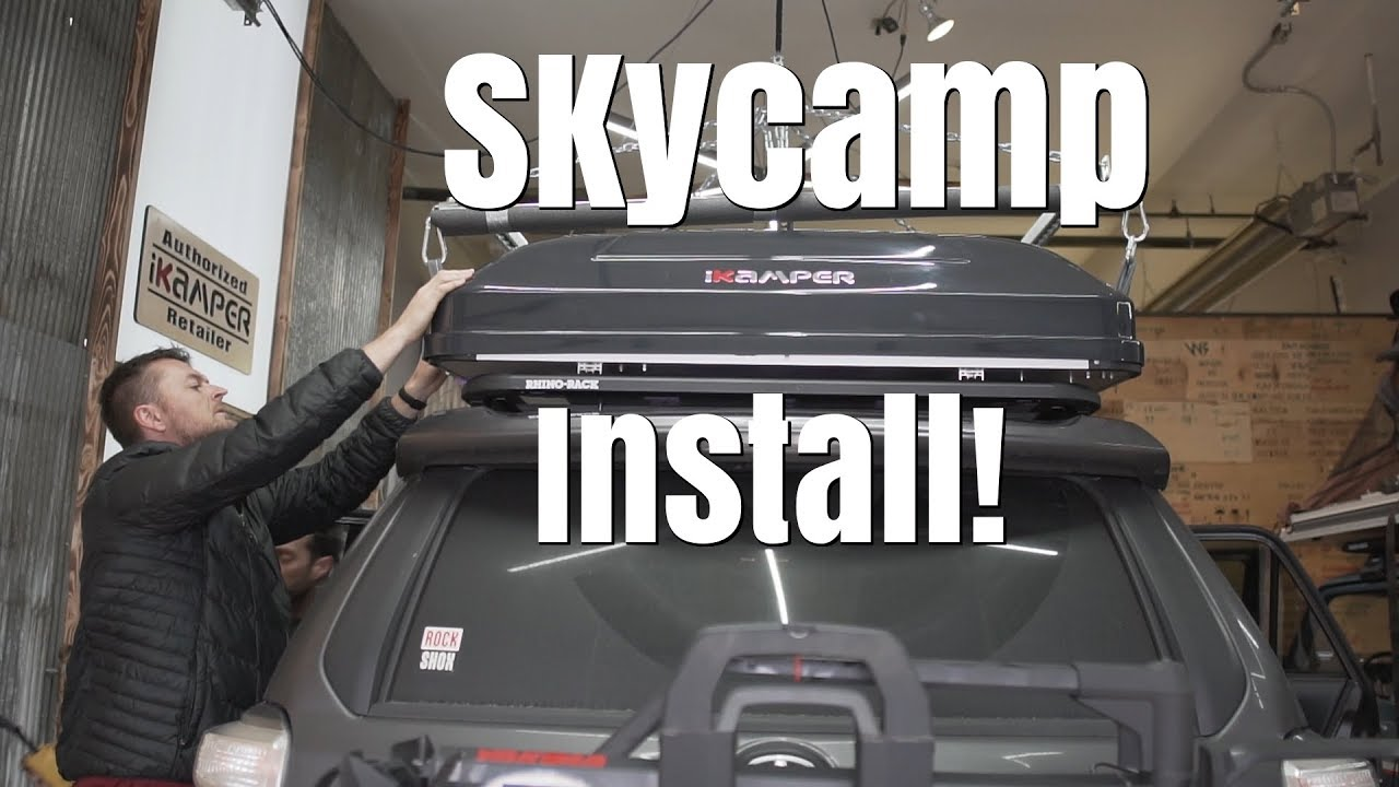 Just Wondering Question About Roof Top >> Altitude Industries Colorado Ikamper Skycamp