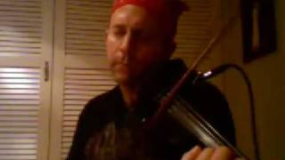 Bach Preludio rock electric violin jam