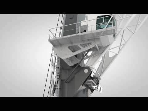 Liebherr - LiUP Crane Driver Elevator for Mobile Harbour Cranes