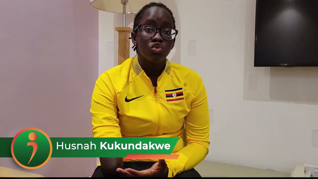 Download Husnah Kukundakwe's inspiring swimming journey