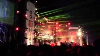 SLANK feat Pay & Indra Q - Bang Bang Tut - Live Soundrenaline
