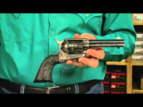 The Colt Model of 1873 Single Action Army