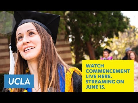 2018 UCLA College Commencement Ceremony | 2pm