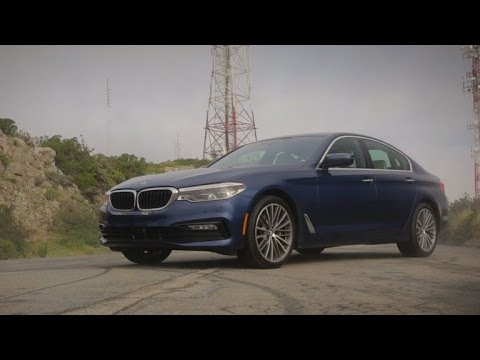 BMW 5 Series: Get the small engine, ignore cylinder snobs (CNET On Cars, Ep. 108)