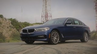 Bmw 5 series: get the small engine, ignore cylinder snobs​ (cnet on cars, ep. 108)​