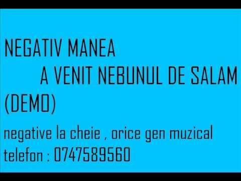 Negativ Manea - Demo