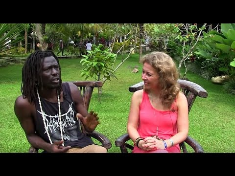 I talked to my Demons- Former War Child Emmanuel Jal on How He Healed Himself, Bali