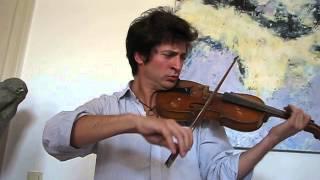 José Ignacio Davila,  Jägerstätter Lied   Improvisation