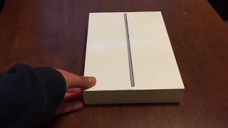 iPad Air 2 Space Grey Unboxing