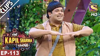 Baccha Yadav's Funny Entry - The Kapil Sharma Show - 11th Jun, 2017