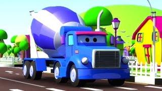 Video truk beton | truk untuk anak-anak | Concrete Truck | Formation & Uses | Construction Vehicle download MP3, 3GP, MP4, WEBM, AVI, FLV September 2018
