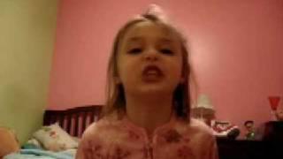 CARLIE SINGING ANNIE