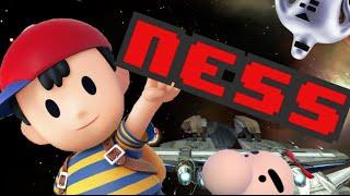 Ness Montage - SSB Wii U
