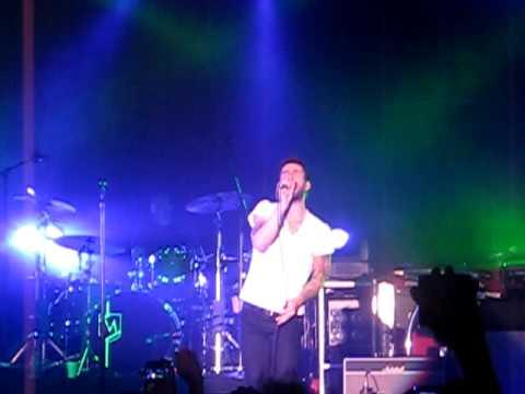 Last Chance (Live)-Maroon 5