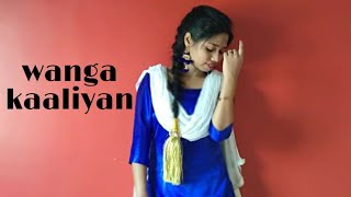 Wanga Kaaliyaan || Asees Kaur || Mascara Moves || Janki Sona Tudu
