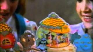 1985 Shrinky Dinks Rainbow Brite Playset Commercial